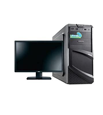"Core I3 Processor / 8 GB RAM / 1 TB / DVD RW / 18.5"" Monitor"