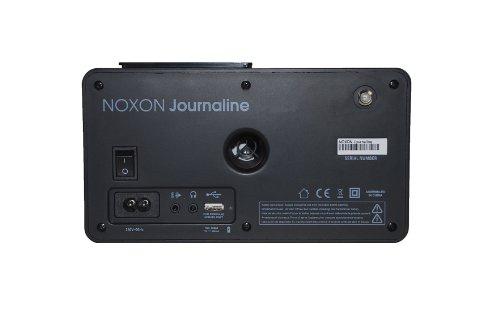 Terratec Noxon Journaline barrierefrei Radio (DAB+/FM-Tuner, LCD Display, USB)