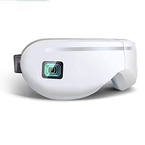 Indietro massaggiatore per terapia di calore 3d digitopressione massaggio protezione occhi occhio massaggiatore hot compress eye care occhio strumento di massaggio protezione degli occhi strumento di