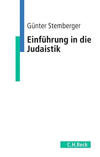 Einführung in die Judaistik