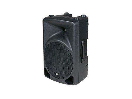 DAP-AUDIO SPLASH 12A - ALTAVOCES (NEGRO  UNIVERSAL  ALAMBRICO  XLR  55 - 20000 HZ  ACRILONITRILO BUTADIENO ESTIRENO (ABS))