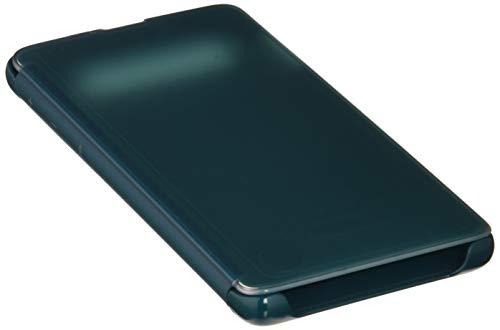 Clear View Cover für Galaxy S10 Grün Galaxy Grün