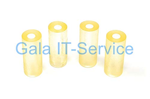 PA03541-Y041 PA03541-Y042 Feed Roller Exit Rubber Tire Fujitsu ScanSnap S300 S300M S1300 S1300i -