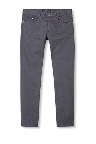 Esprit 017ee2b001, Pantalon Homme Gris (DARK GREY 020)