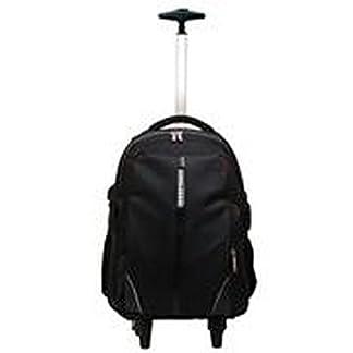 Phoenix Technologies Discovery maletines para portátil 43,2 cm (17″) Trolley Case Negro, Rojo – Funda (Trolley Case, 43,2 cm (17″), Tirante para Hombro, 2,2 kg, Negro, Rojo)