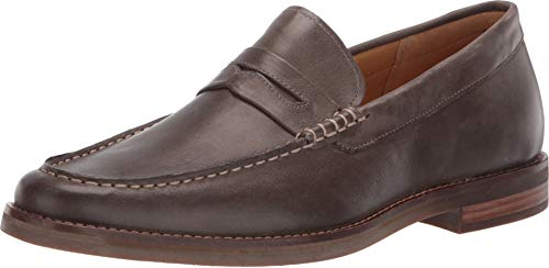 Sperry Gold Cup (Sperry Top-Sider Gold Cup Exeter Penny Loafer Men 8.5 Grey)