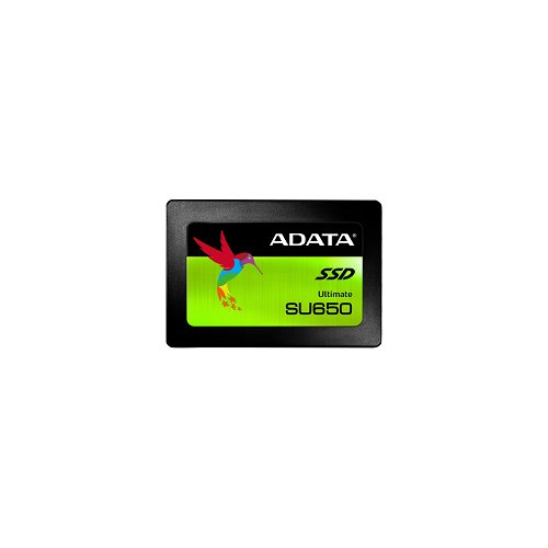"ADATA 240GB Ultimate SU650 2.5"" SATA 6Gbps SSD 3D NAND"