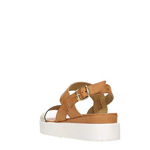Keys 5379 Sandalo Donna Cuoio
