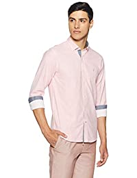 Nautica Men's Striped Slim Fit Casual Shirt
