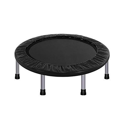 YEDENGPAO Mini-Trampolin-Set, Sport Mini-Trampolin-Set, Hohe Qualität Professionell Gym & Studio Rebounder - Indoor Mini-Trampolin Für Erwachsene 150 Kg Gewicht Benutzer - Folding Beine