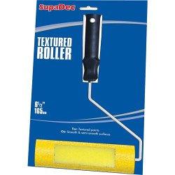 Decorator Textured Paint Roller - 6.5