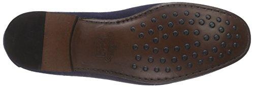 Florsheim  PATRAS, Mocassins (loafers) homme Bleu - Blau (INDIGO SUEDE 88)