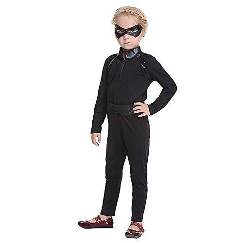 Kostüm Machen Eine Zombie Cheerleader Sie - WWJIE Kinder Spielen Cosplay, Performance-Kostüme/Halloween-Kinderkostüme Anime-Rollenspiel-S