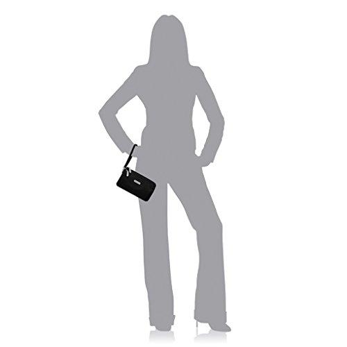 Baggallini , Sac bandoulière pour femme Taille Unique noir
