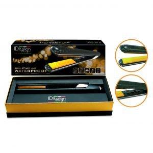 Italian Design - Plancha Profesional Gold Styler Waterproof
