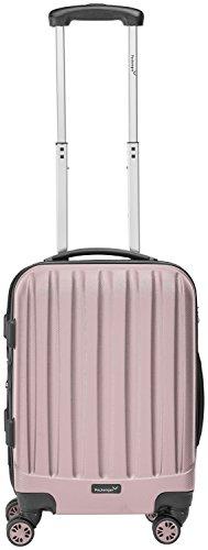 Packenger Velvet Koffer, Trolley, Hartschale  3er-Set in Mauve, Größe M, L und XL - 6
