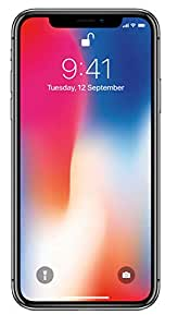 Apple iPhone X (64GB) - Space Grey