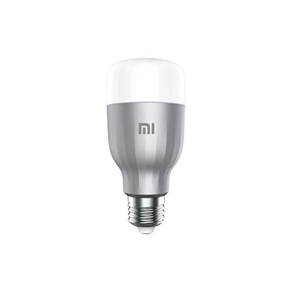 Xiaomi-Mi-LED-Smart-Bulb-White-And-Color-Lampadina-Colorata-WiFi-Non-Richiede-HUB-Compatibile-con-Google-Home-Alexa-e-Apple-HomeKit-Versione-Italiana-E27-10-W