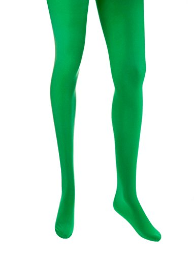 Deiters Strumpfhose 60den grün L/XL
