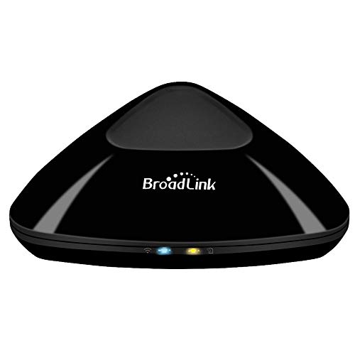 Broadlink rm pro+ telecomando universale smart home domotica con wi-fi ir/rf per iphone/android phone ; wifi + ir + rf telecomando universale intelligente