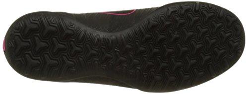 Nike Unisex-Erwachsene Jr Mercurialx Vapor Xi Tf Fußballschuhe Mehrfarbig (Black/black/pink Blast)