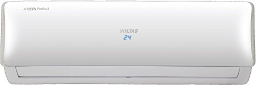 Voltas 1 Ton 3 Star Inverter Split AC (Copper, 123V  Dyb, White)