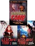Sleepaway Camp Trilogy - Vol. 1, 2 & 3
