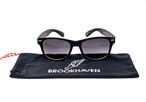 Brookhaven Kinderbrille Sonnenbrille für Kinder UV400 Jungen und Mädchen inkl. Stoffbeutel