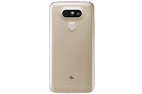 "LG G5 - Smartphone libre Android (pantalla 5.3"", 4 GB RAM, 32 GB memoria interna, cámara 16 MP), color dorado"
