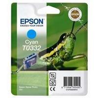 Epson T0332 Cartouche d'encre d'origine Dye Cyan pour Stylus Photo 950