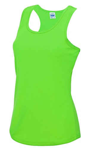 Direct 23 Ltd - T-shirt de sport - Femme Electric Green