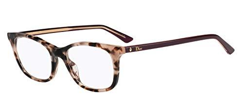 Dior MONTAIGNE 18 ROSE HAVANA BROWN 50/18/140 Damen Brillen -