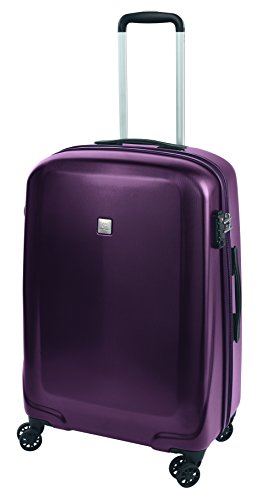 Savebag Magaska Koffer, 69 cm, 62 liters, Violett (Aubergine)