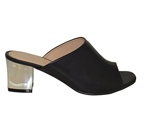 Ciara , Sandales pour femme Noir - noir