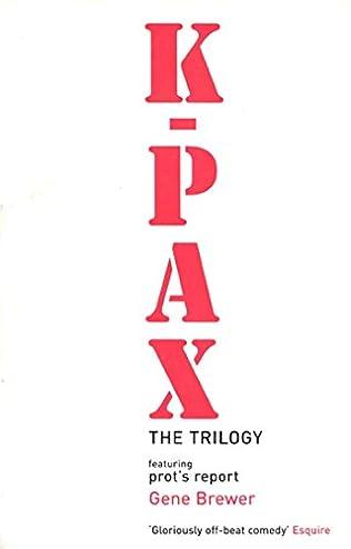 book cover of K-Pax omnibus