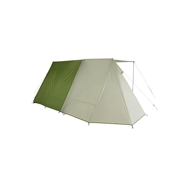 10T Outdoor Equipment Waterproof Mungaro Unisex Outdoor Frame Tent available in Grey - 3 Persons 9