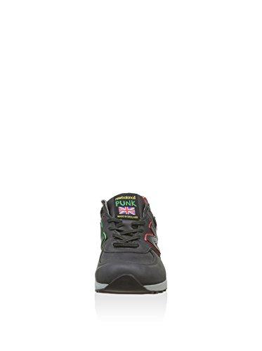 New Balance Mens Shoes M576 PUN Size 8.5US - Schwarz (Black/Red)