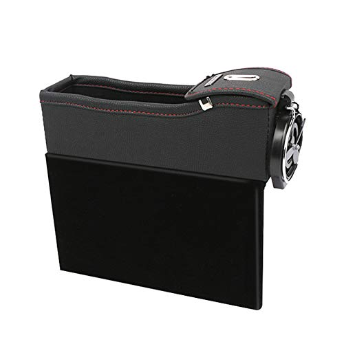 Pouybie Auto Organizer getränkehalter Auto car Storage Organiser Multifunction car Cup Holder car seat Storage Box for Phone Glasses (Cup Holder Car Organizer)