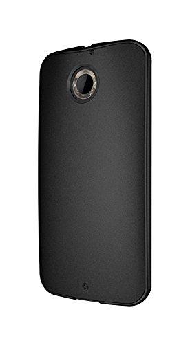 Diztronic MTX-DM-BLK Flexible TPU Schutzhülle für Moto X (2G) Mattes-schwarz 2g Hard Case