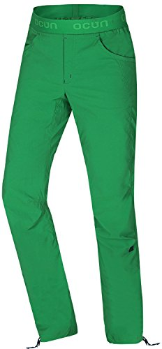 Ocun Mania Pants Men Grün Blau