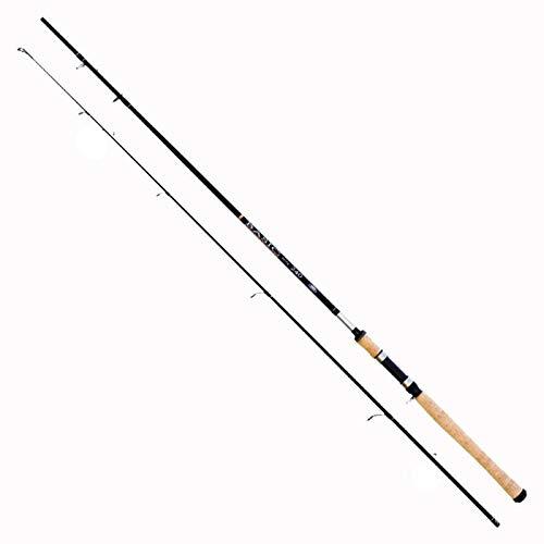Lineaeffe basic 10-35 g 2.10 10-35 g canna da pesca a spinning ideale per tutti i pesci predatori sia in mare che fiume e lago in carbonio precisa e affidabile