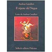 Il nipote del Negus. Audiolibro. 5 CD Audio