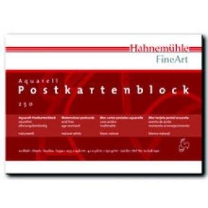 AQUARELL-POSTKARTEN BLOCK 628090 20BL