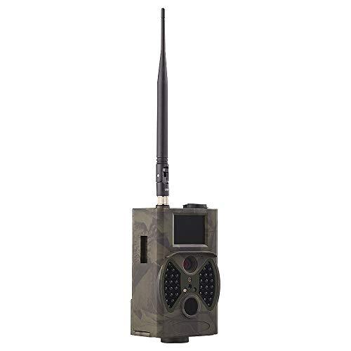 XINHUANG Wildkamera Fotofalle 16MP 1080P 2G HD Jagdkamera Infrarote 20m Nachtsicht, Spiel Wildlife Kamera mit 2.0