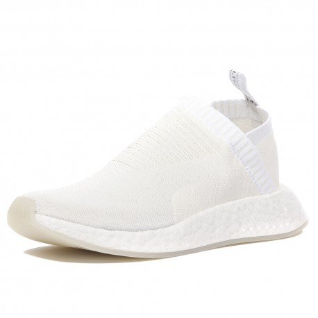 adidas Damen NMD_Cs2 Pk W Fitnessschuhe Weiß Ftwbla, 40 EU