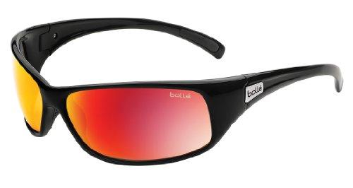 Bollé Sonnenbrille Recoil Shiny Black M/L