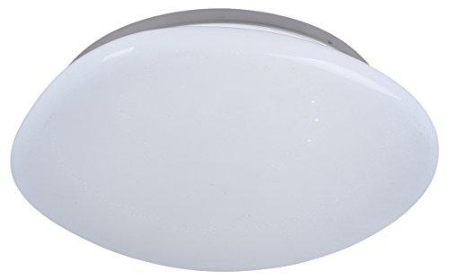 Plafoniere Con Led Integrato : Onli nuvola plafoniera led integrata bianco 50 cm x h 11