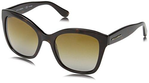 DOLCE & GABBANA Damen 4240 Sonnenbrillen havana