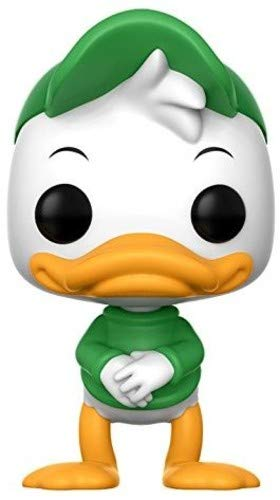 Disney- Figura de Vinilo Louie, colección Duck Tales (Funko 20062)