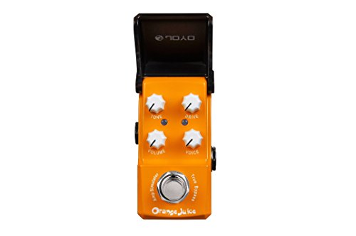 Joyo JF-310 Ironman Orange Juice - Minipedal efectos